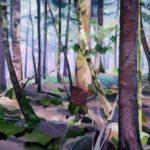 Iki Artstudio, Olivier Morel, Forêt 23