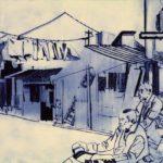 Iki Artstudio, Olivier Morel, Shanghai, gravure