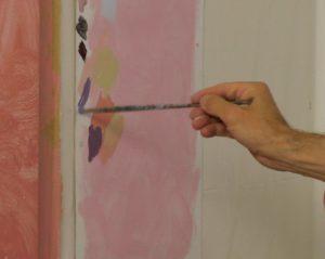 iki Artstudio, cours de peinture à Paris, stage de peinture, arts plastiques, Olivier Morel, contact