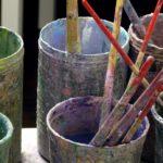iki artstudio, stages de peinture, cours de peinture à Paris, Olivier Morel