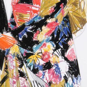 Olivier Morel, Iki artstudio, stage de dessin